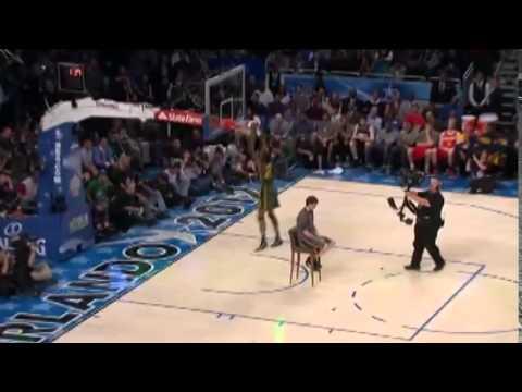 Jeremy Evans - 2012 NBA Slam Dunk Contest (Champion)