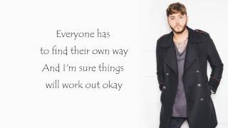 Repeat youtube video James Arthur - Safe Inside (Lyrics)