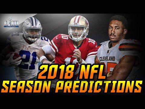 2018 NFL Predictions | Week 1 Edition