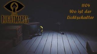 Gefangen in einem lichtlosen Raum // Little Nightmares #04
