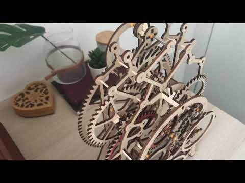 Rokr Clock review | Wooden Clock