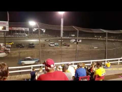 Hornet Feature - Macon Speedway 6/29/19