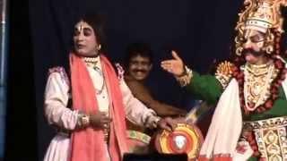Yakshagana -- Shri Devi Lalithopakhyana - 2 - hasya