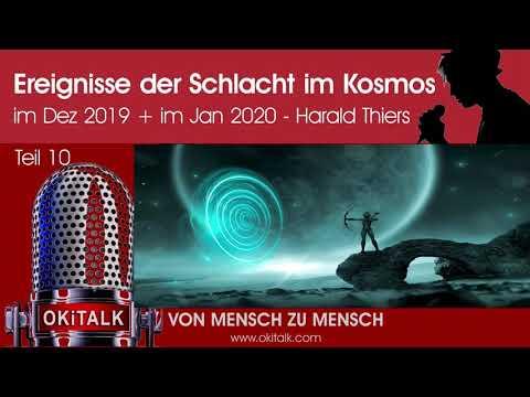 Harald Thiers: Hinter den Kulissen Teil 10 (28.01.20) Fortsetzung Schlacht im Kosmos 12/19 - 01/2020