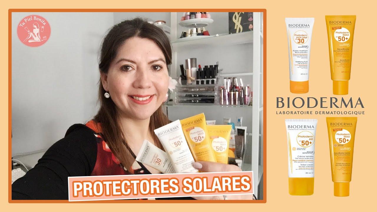 Review y Demo de Protectores Solares BIODERMA