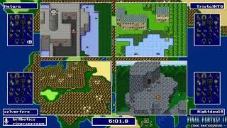 Final Fantasy IV: Free Enterprise Weekly Race