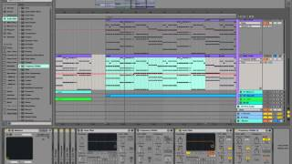 How to EDM Tape Stop Pitch in Ableton Live - Levels Effect Tutorial
