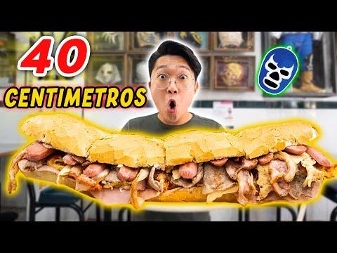 ¡¡LA TORTA MÁS GRANDE QUE HE PROBADO!!