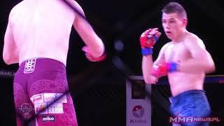 Ragnarok MMA 2: Jakub Drozdowski vs Mateusz Skibiński