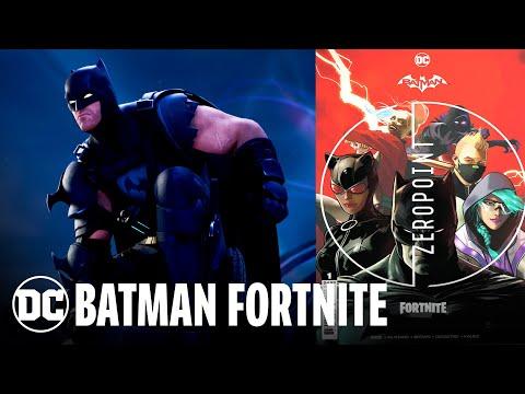 Batman/Fortnite: Zero Point – Official Trailer | DC