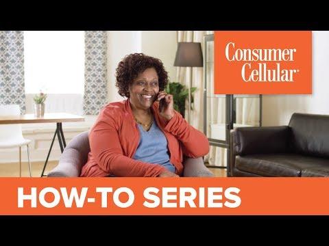 Alcatel Go Flip: Making and Receiving Calls (2 of 7) | Consumer Cellular