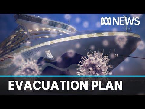 Australians On Coronavirus-stricken Cruise Ship To Be Evacuated To Quarantine Zone | ABC News
