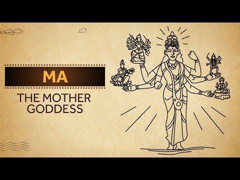 Ma - The Mother Goddess
