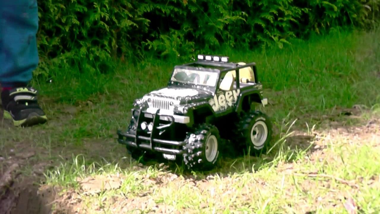 jeep ferngesteuertes auto tyco rc gel ndewagen. Black Bedroom Furniture Sets. Home Design Ideas