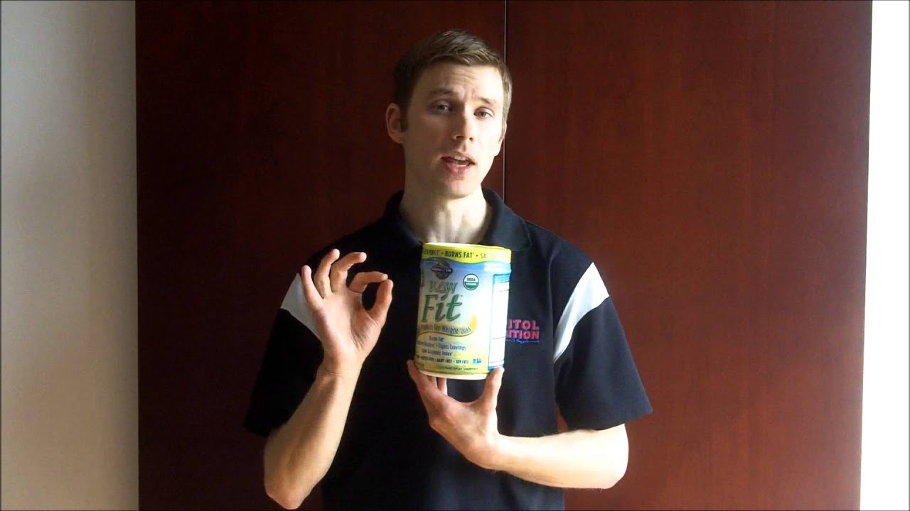 Garden Of Life Raw Fit Protein Review Youtube