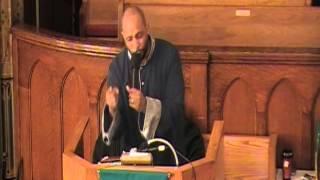 Rev. Dr. Darren Penson: Don