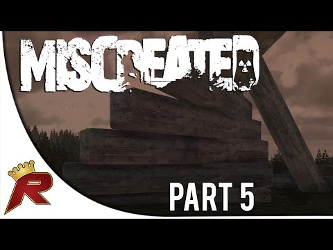 "Miscreated Survival Gameplay - Part 5: ""Modern Art"" (Pre-Alpha)"