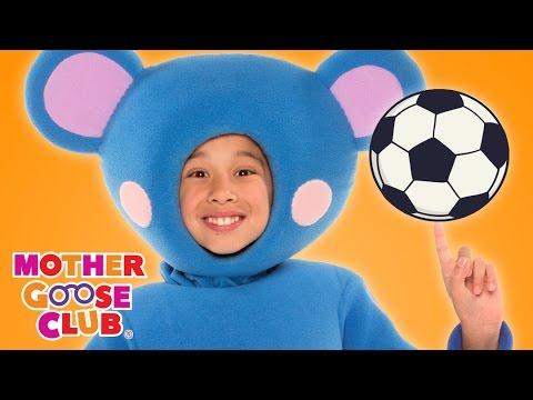Sports Fun | Soccer Rocker | Mother Goose Club Songs for Children