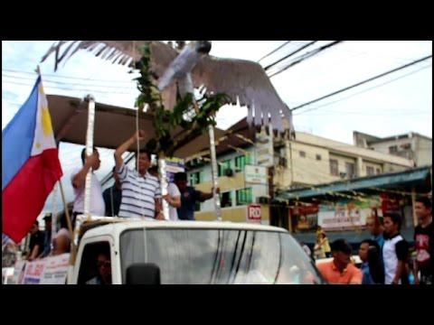 Rodrigo Duterte Visit in Pagadian City 2016