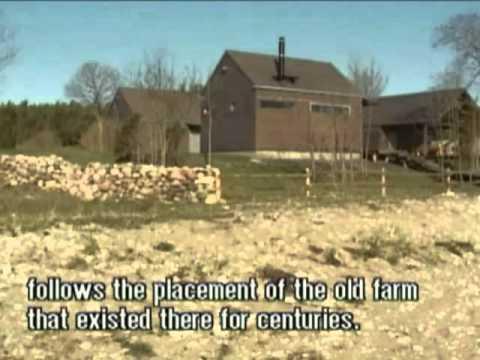 Estonian contemporary architecture: Mardi Farm in Vaigu Village, Saaremaa