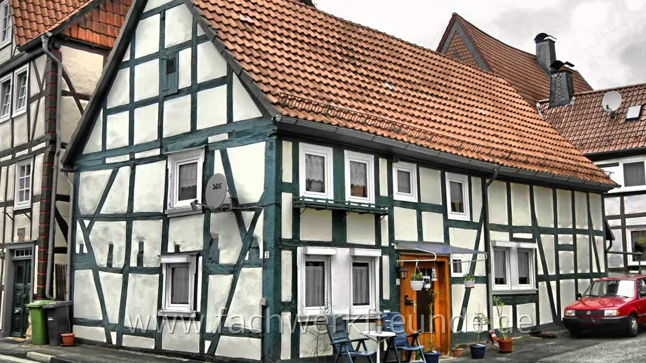 bad arolsen mengeringhausen fachwerktour durch die altstadt mit zahlreichen fachwerkh usern. Black Bedroom Furniture Sets. Home Design Ideas