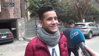 بالفيديو| توقعات الجماهير لمباراة مصر وغانا