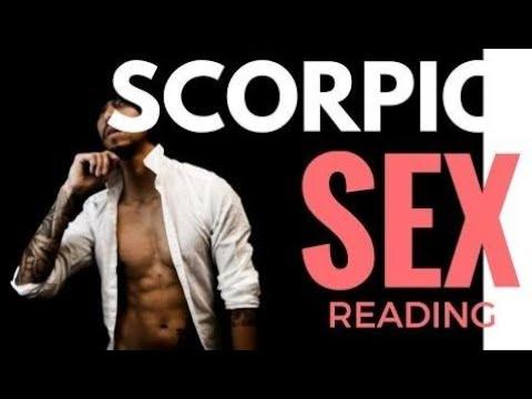 SCORPIO SEX WEEKLY MARCH 5-11   EAT READ LOVE