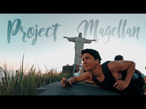 Project Magellan 2016 | Recap of Trips in Switzerland, Uruguay and Brazil