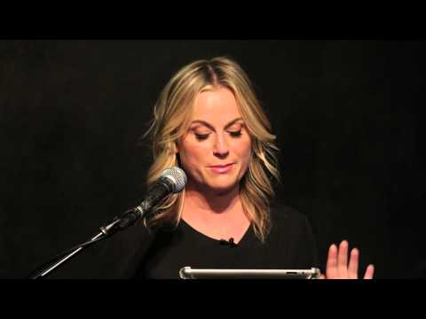 Amy Poehler Reads YES PLEASE Live at UCB LA, Video 2