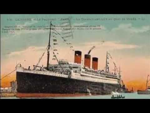 SS Paris 1921-1939