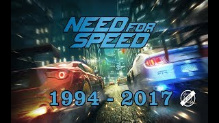 Need for speed: the evolution of game (1994- 2017)