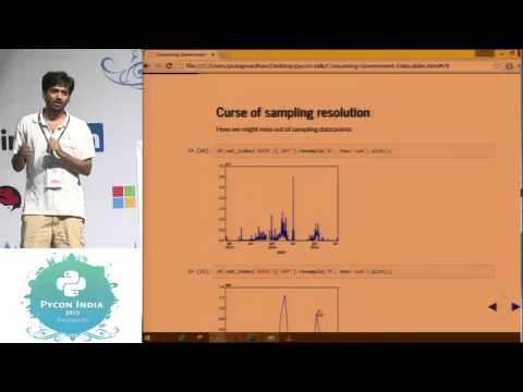 Image from Consuming Government Data with Python and D3 - PyCon India 2015