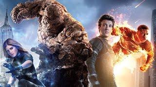 Трейлер 3 Фантастическая четверка (2015)