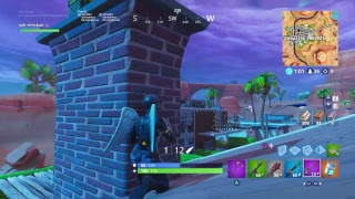 4th Ranked Solo Fortnite Console Player in Hawaii |Aggressive Play