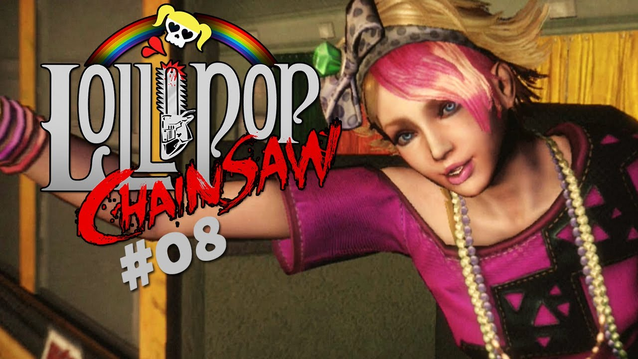 lollipop chainsaw rosalind
