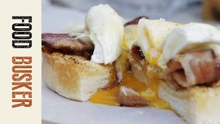 Eggs Benedict | Perfect Mother's Day Breakfast