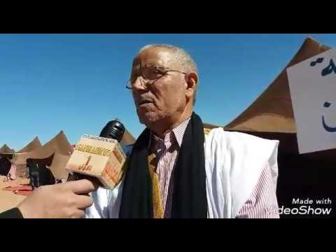 تصريح محمود خر  احد اعيان قبيلة ازرقيين thumbnail