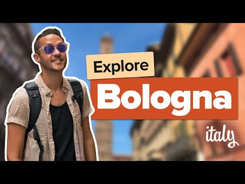 Explore Bologna, Italy. Top Things To Do In The City!