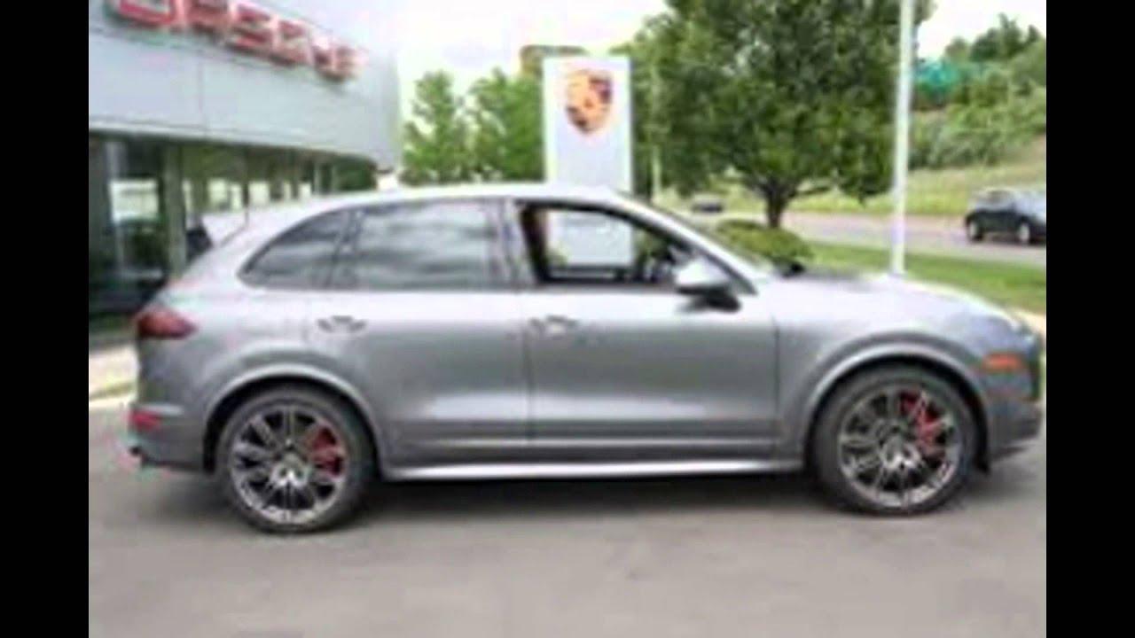 2016 Porsche Cayenne Meteor Grey Metallic Youtube