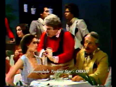 O Planeta dos Homens  Christiane Torloni e Jô Soares 1980