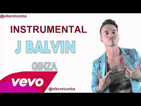 J Balvin - Ginza► Instrumental  Remake Link de Descarga