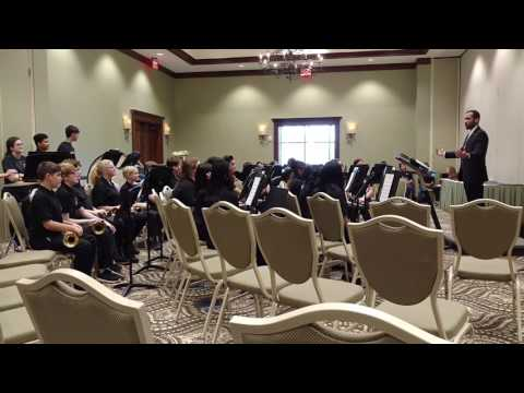 2017 Smokey Road Middle School Concert Band