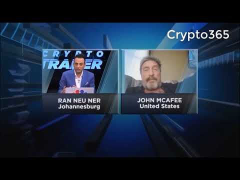 John McAfee Managing the stress of owning bitcoin and other cryptocurrencies - Cryptocurrency