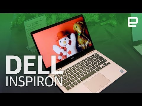 Dell's Inspiron lineup first look at IFA 2017