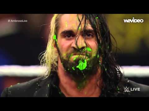 Dean Ambrose's Funny Moments 2014  2015