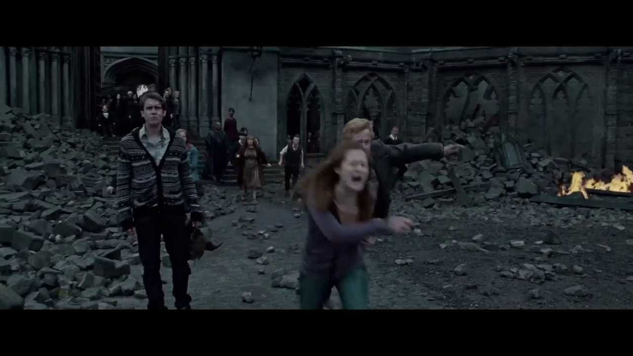harry potter the complete 8 film collection blu ray official trailer hd youtube. Black Bedroom Furniture Sets. Home Design Ideas