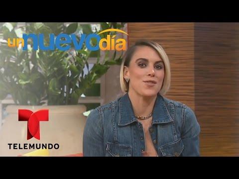 ¡Alexandra De La Mora Nos Cuenta Todo Los Secretos! | Un Nuevo Día | Telemundo