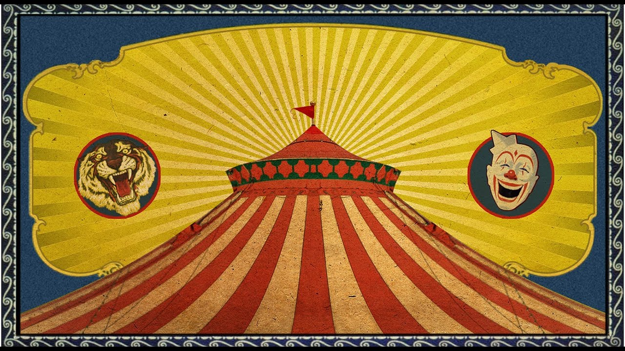 Photoshop Tutorial Part 1 How To Make A Vintage Circus Poster .