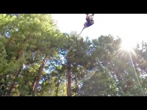 Ziplines in Oregon - Out'n'About Treehouse Treesort