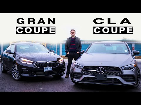2020 BMW 2 Series Gran Coupe Vs 2020 Mercedes CLA, How Do They Compare?